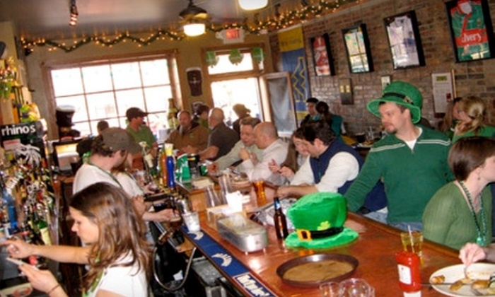 The Life of Reilly Irish Pub & Restaurant - Butchers Hill: $15 for $30 Worth of Pub Fare and Drinks at The Life of Reilly Irish Pub & Restaurant