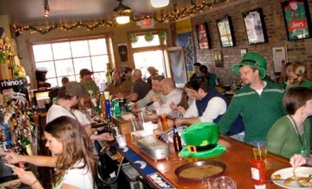 $30 Groupon to The Life of Reilly Irish Pub & Restaurant - The Life of Reilly Irish Pub & Restaurant in Baltimore
