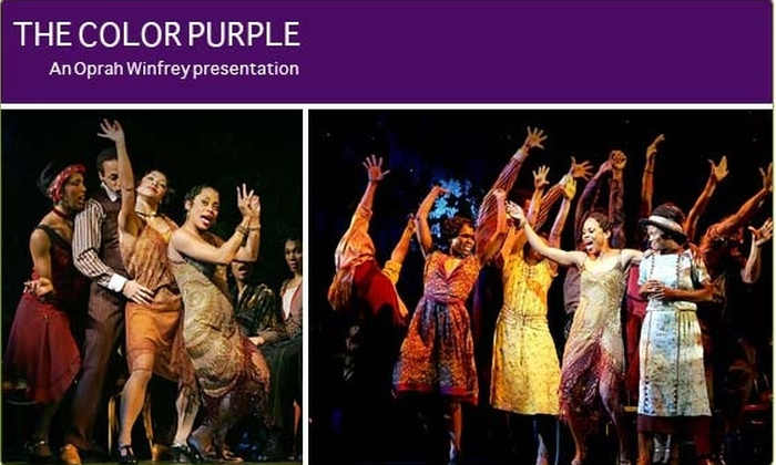"Madison Square Garden Entertainment DC - Multiple Locations: See ""The Color Purple"" for Only $35 ($68 Value)"