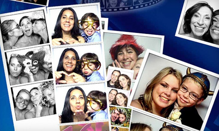 ThePhotoBooth.ca - Kitchener - Waterloo: $495 for a Three-Hour Photo-Booth Rental from ThePhotoBooth.ca ($995 Value)