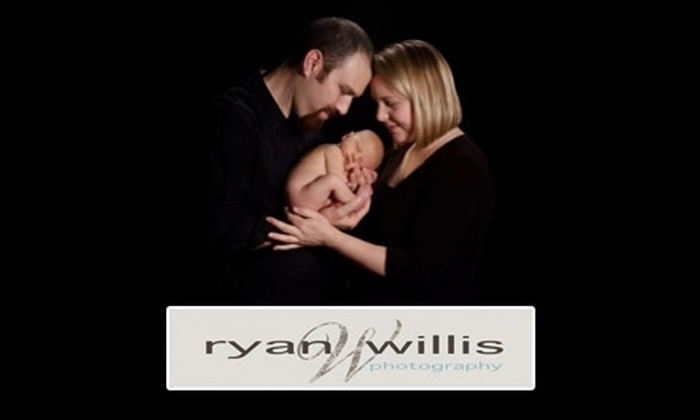 Ryan Willis Photography - San Jose: $39 for a Professional Photo Session, One 8x10 Print, and a 10-Image CD from Ryan Willis Photography ($225 Value)