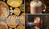The Coldest Winter - San Francisco: $19 for Five Fires' Worth of Firewood and Hot Chocolate From The Coldest Winter ($51 Value)