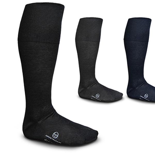 acquista per il meglio dove posso comprare qualità eccellente 6 calze in cotone filo di Scozia Sergio Tacchini. Vari modelli disponibili