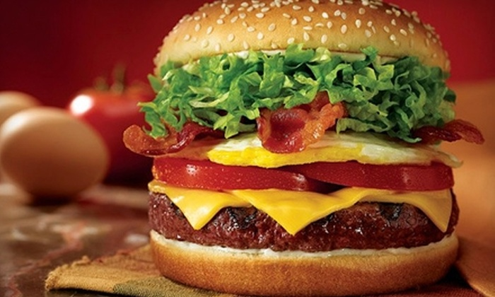 Red Robin - Multiple Locations: $10 for $20 Worth of Diner Fare at Red Robin