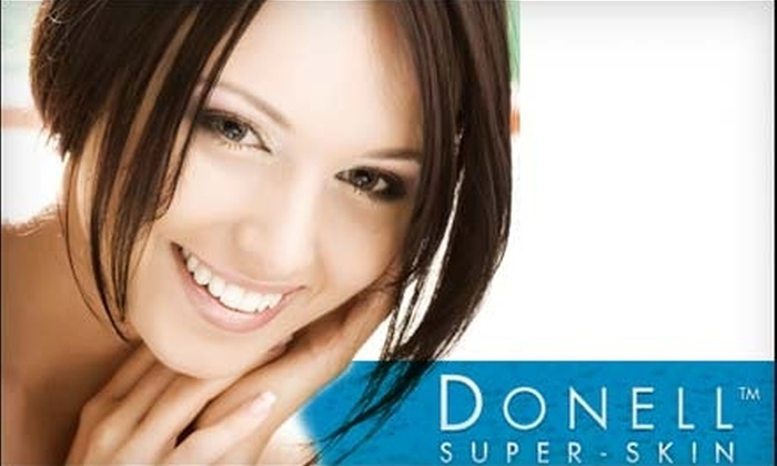 Donell Super-Skin: $25 for $53 Worth of Skincare Products From Donell Super-Skin