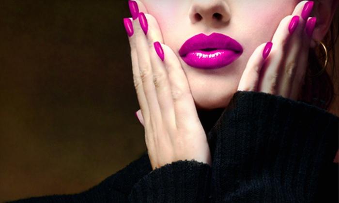 Unique Nails by Keri Hemba - Jackson: Shellac Manicure, OPI Manicure, and Dry Pedicure at Unique Nails by Keri Hemba. Three Options Available.