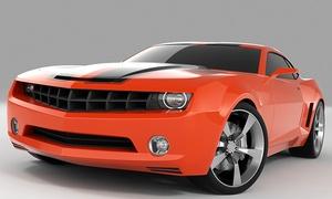 Eastsidecars: 1 Std. Miete eines Luxus-Wagens inkl. 50 Freikilometern von Eastsidecars (bis zu 64% sparen*)