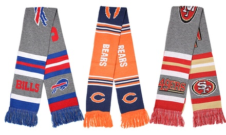 Officially Licensed NFL Team Scarf