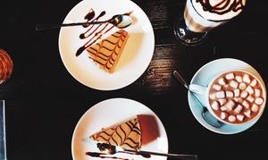 Mocca Stuttgart: 2 Kaffeespezialitäten und 2 Stücke Kuchen nach Wahl für Zwei bei Mocca Stuttgart (36% sparen*)