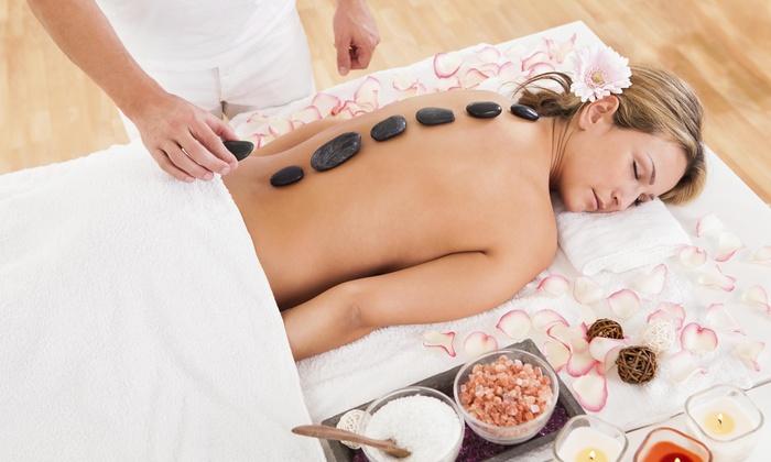 Green Natural Healing Center - Chinatown: A 60-Minute Hot Stone Massage at greennaturalhealingcenter (50% Off)