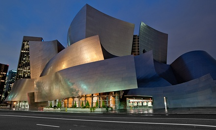 Your Choice of Los Angeles Philharmonic Concert, December 1–February 25