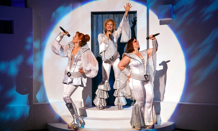 """Mamma Mia"" - Straz Center for the Performing Arts: ""MAMMA MIA!"" at Straz Center (Up to 32% Off). Select Performances, June 23–28."