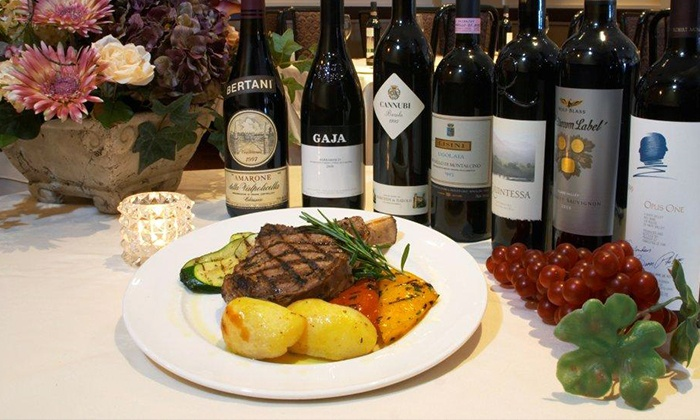 Giorgio D. Ristorante - North York: Italian Dinner on Monday–Thursday or Friday–Saturday for Two at Giorgio D. Ristorante (Up to 53% Off)