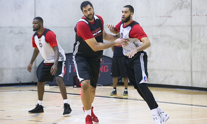 Raptors 905 - Air Canada Centre: Raptors 905 Basketball Spring Break Game on Monday, March 14 at 12 p.m.