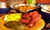 Santa Banta - South Side: Indian Dinner for Two or Four at Bombay Mahal Restaurant in Waltham (Up to 58% Off)