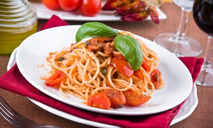 Sofia's of Little Italy - Little Italy: Italian Cuisine at Sofia's of Little Italy (Up to 44% Off). Two Options Available.