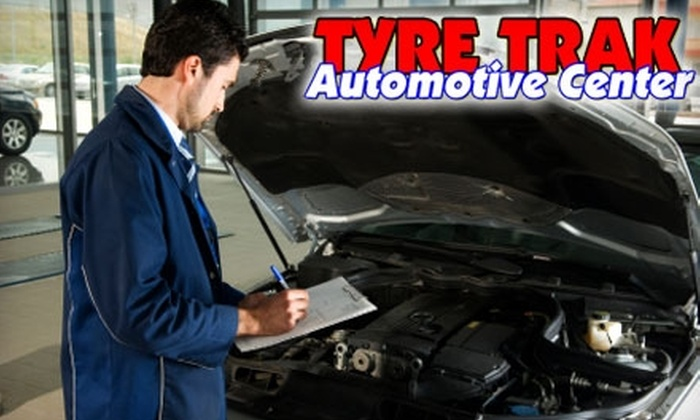 Tyre Trak Automotive Center - Metro Center: $19 for a Lifetime VIP Membership, Including a Complimentary Oil Change, to Tyre Trak Automotive Center ($39.95 Value)