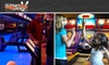 Sunset Lanes - Central Beaverton: $9 for Two Games of Bowling Plus One Shoe Rental and a $6 Arcade Card at Sunset Lanes