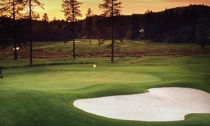 Mallard Creek Golf Course & RV Resort - Southeast Mill Creek: $20 for One-Night Stay, Plus 25% Off Greens Fees, at Mallard Creek Golf Course & RV Resort ($40 Value)