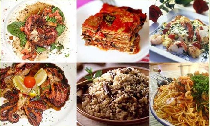 Via Veneto - Chicago: $10 for $25 Voucher at Via Veneto Italian Restaurant