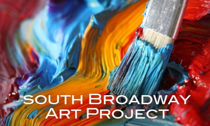 South Broadway Art Project - Marina Villa: $24 for One Month of Art Classes for Kids at South Broadway Art Project (Up to $65 Value)