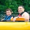 Half Off Kayak Rentals from Live Adventure