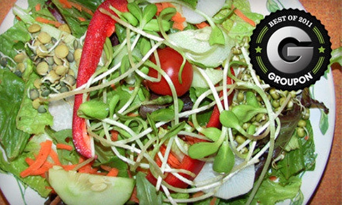 Green Wave Cafe - Plantation Gardens: $15 for $30 Worth of Gourmet Vegan Fare at Green Wave Cafe in Plantation