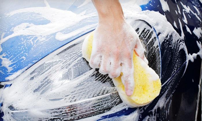 Park Avenue Car Wash - Millman: 2, 5, or 10 Executive Car Washes at Park Avenue Car Wash (Up to 56% Off)
