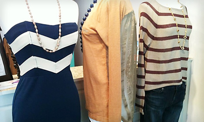 Flirt Boutique - Cultural District: $30 for $60 Worth of Clothing and Accessories at Flirt Boutique