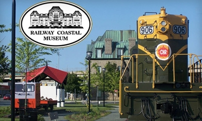 Railway Coastal Museum - Downtown: $3 for Adult Admission (Up to $6 Value) or $6 for a Family Pass to Railway Coastal Museum ($13 Value)