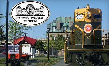 Railway Coastal Museum: 1 Adult, Youth, or Senior Admission - Railway Coastal Museum in St. John's