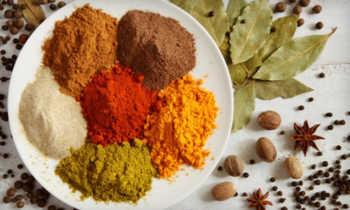 Ethnic Foods Company - Minneapolis / St Paul: $20 for $40 Worth of Conventional Ajika Spices, Meals & Teas at Ethnic Foods Company in Osseo
