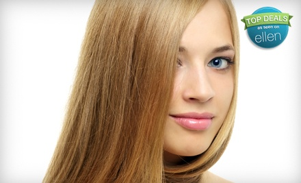 Express Keratin Blowout (a $120 value) - Ovation Salon in Lincoln