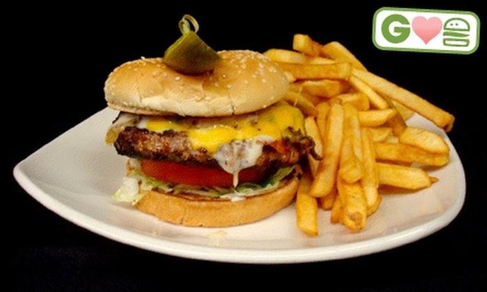 O'Sullivan's Restaurant & Bar - Calgary: $10 for $20 Worth of Burgers, Drinks, and More at O'Sullivan's Restaurant & Bar in Calgary
