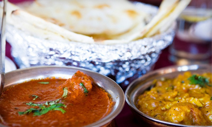 New India Restaurant - Columbus: $10 for $20 Worth of Indian Cuisine at New India Restaurant