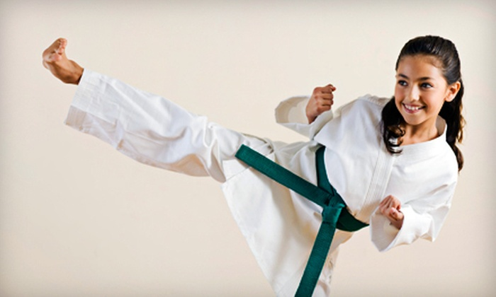 Yee's ATA Blackbelt Academy - Karate for Kids - Yee's ATA Black Belt Academy: Four or Six Weeks of Tae Kwon Do Classes with Uniform at Yee's ATA Blackbelt Academy (Up to 61% Off)