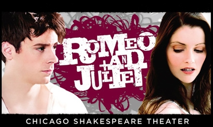 "Chicago Shakespeare Theater - Near North Side: Ticket to Chicago Shakespeare Theater's ""Romeo and Juliet."" Choose from Three Ticket Options and Seven Performance Dates."