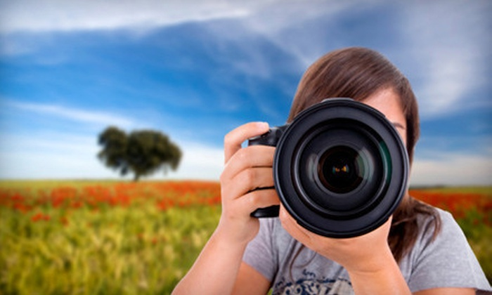 fotoscool - St. Albert: $99 for a Full-Day Basic Photography Workshop from fotoscool in St. Albert ($280 Value)