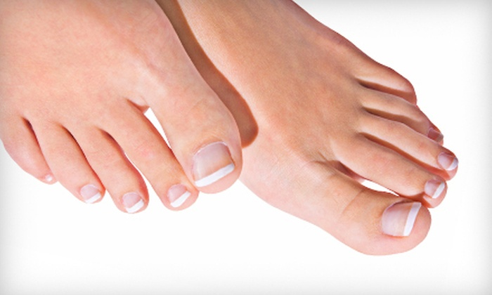 Sierra Tahoe Laser and Wellness Center - South Meadows: Laser Nail-Fungus Treatment for One or Both Feet at Sierra Tahoe Laser and Wellness Center (Up to 75% Off)