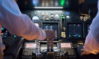 Simulazione pilotaggio Boeing 737 per una persona da Flight Ex Italian Flight Simulation Center (sconto 65%)
