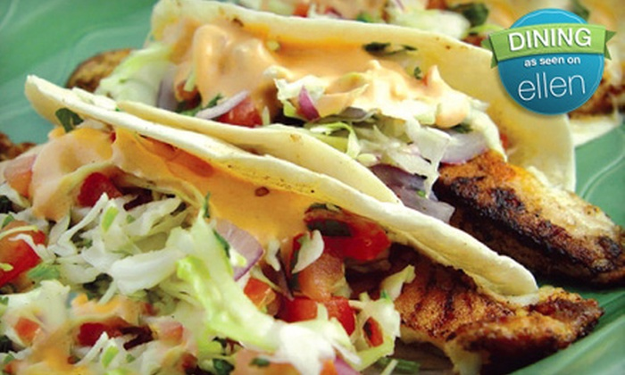 Monterrey - Multiple Locations: $10 for $20 Worth of Mexican Fare at Monterrey. Choose From Three Locations.