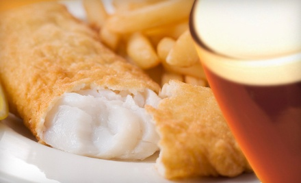 $20 Groupon to Irish Pub and Grill - Irish Pub and Grill in Lansing