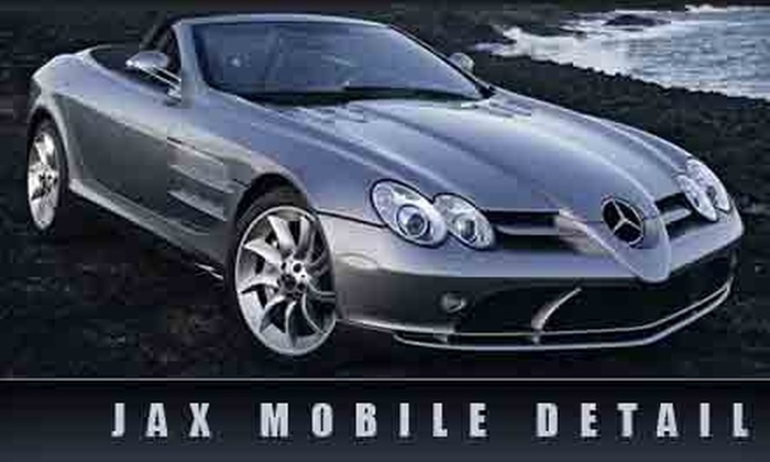 Jax Mobile Detail - Jacksonville: $99 for a Presidential Detail from Jax Mobile Detail ($200 value)