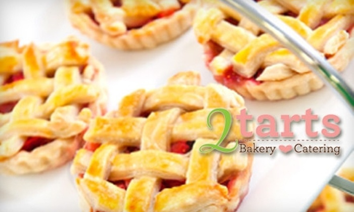 2tarts Bakery - Downtown New Braunfels: $5 for $10 Worth of Baked Goods at 2tarts Bakery