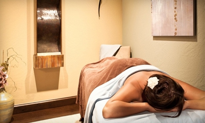 Anew Start Rejuvenation Center - Liberty Lake: $20 for One Whole-Body Vibration-Training Session, Detoxifying Foot Bath, and Far Infrared Sauna Session at Anew Start Rejuvenation Center in Liberty Lake