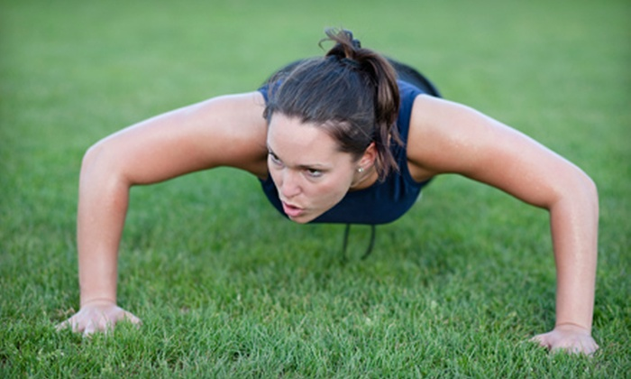 VIP Fitness - Multiple Locations: $47 for Four Weeks of Boot Camp at VIP Fitness ($315 Value)