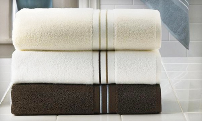 Deblins Linens - Multiple Locations: Linens, Bath Products, and Home Accessories at Deblins Linens (Up to 53% Off). Two Options Available.