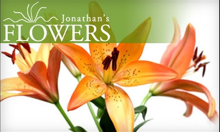 Jonathan's Flowers - Orlando: $20 for $50 Worth of Bouquets and More at Jonathan's Flowers in Winter Park
