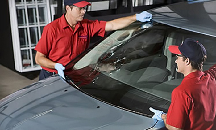 Glass Doctor - Chinatown: Windshield Chip Repair or In-Home Glass Repair and Installation Services from Glass Doctor