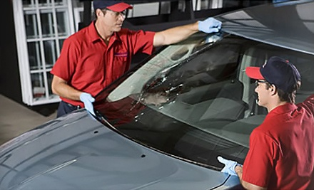 Windshield Chip Repair Including All Sealants and a Windshield-Wiper Inspection ($75 Value) - Glass Doctor in